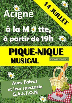 Pique-Nique du 14 juillet