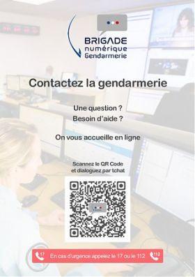 Gendarmerie 35 – Brigade numérique