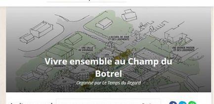 VIVRE ENSEMBLE AU CHAMP DU BOTREL