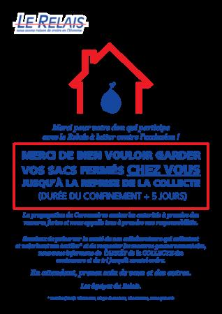 Informations du relais Bretagne