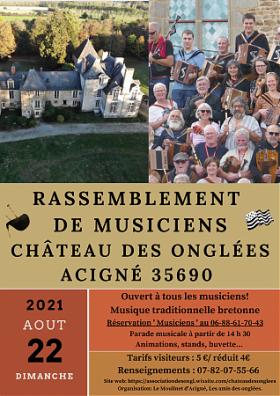 RASSEMBLEMENT DE MUSICIENS