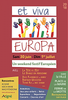 WEEK END FESTIF EUROPEEN