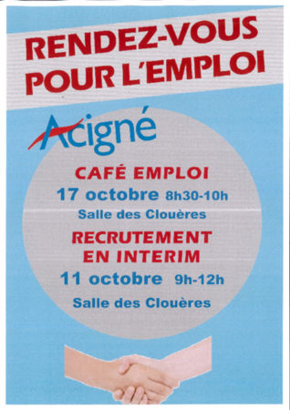 RECRUTEMENT EN INTERIM