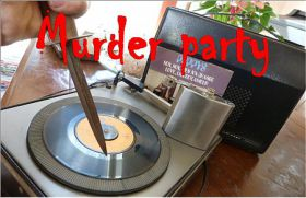 MURDER PARTY A LA MEDIATHEQUE
