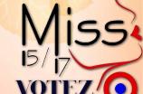 Election Miss 15-17 Bretagne 2018 - Vote du public