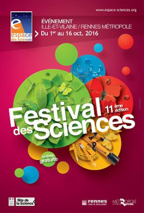 FESTIVAL DES SCIENCES