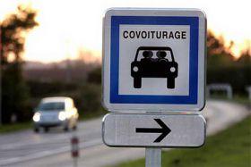 AIRE DE COVOITURAGE - Travaux
