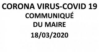 CORONA VIRUS-COVID 19
