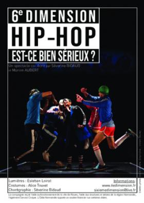 Hip Hop est ce bien sérieux?-ANNULÉ