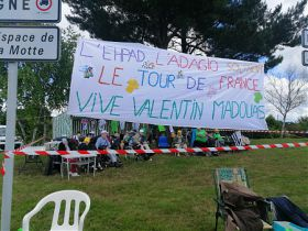 L'Adagio au Tour de France