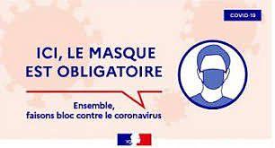 RENTREE SCOLAIRE:PERIMETRE  PORT DU MASQUE