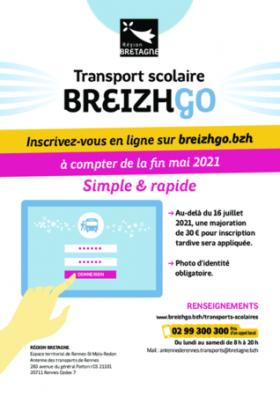 TRANSPORT SCOLAIRE BREIZH GO